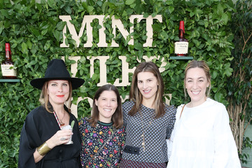 Nicki Clendening Garden & Gun Mint Julep Month Kick Off Brunch In Partnership With Maker's Mark and Bourbon Country