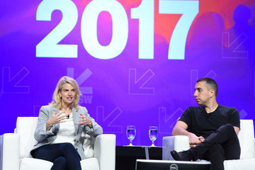 Zackary Drucker Swiping Right on Inclusivity with Tinder & GLAAD @SXSW 2017