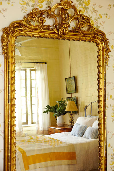 Gilded Mirror Photos (4 of 6)