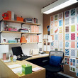 Midcentury Work Space