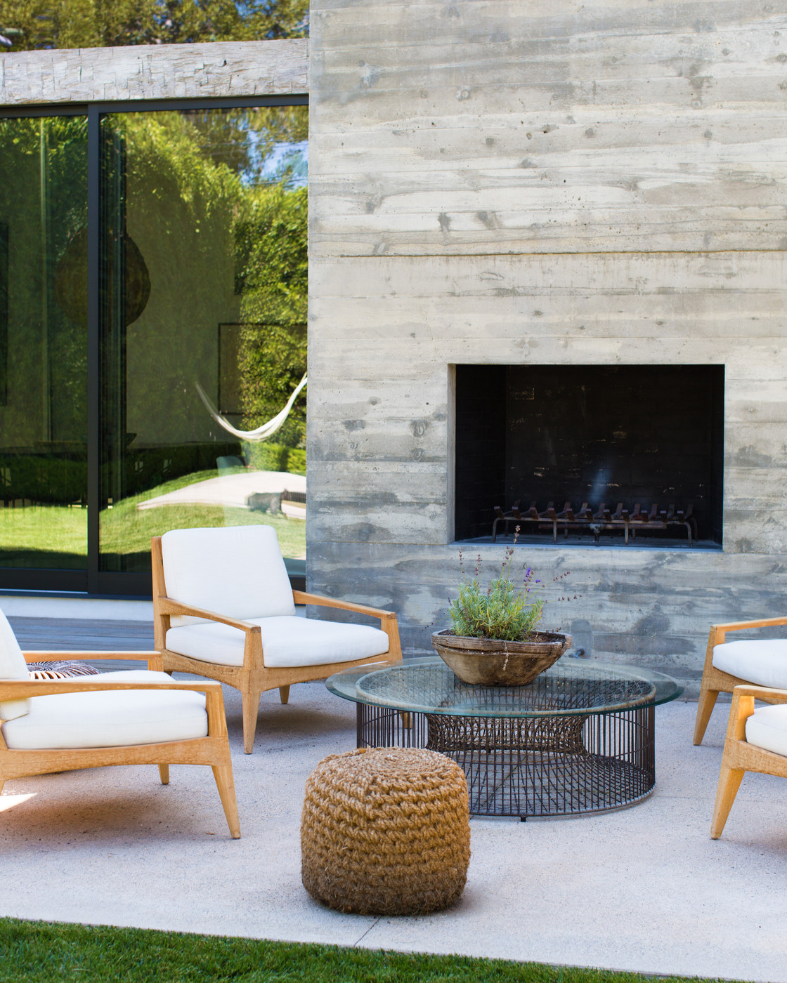 Outdoor Fireplace Design Ideas: Fireplace Decor Ideas