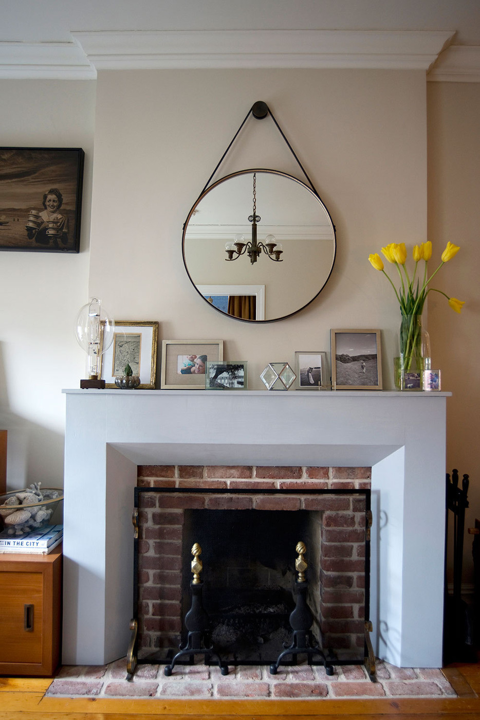 Brick Fireplace Photos Design Ideas Remodel And Decor