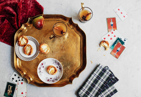 Red Tablescape Photos (23 of 94) []