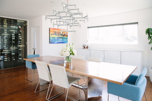 Blue Dining Room Photos (13 of 133)