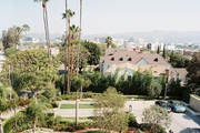 Views of Beverly Hills and Los Angeles