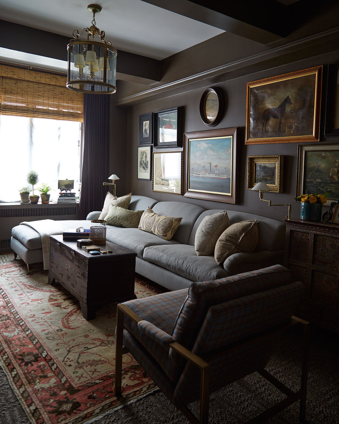 Traditional Living Room Photos (98 Of 851