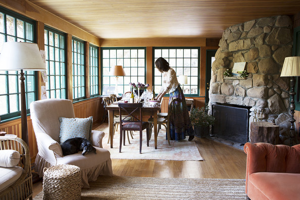 Ruthie Sommers a moveable feast - ruthie sommers's california ranch house - lonny