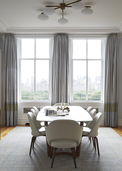 Contemporary Dining Room Photos (123 of 410)
