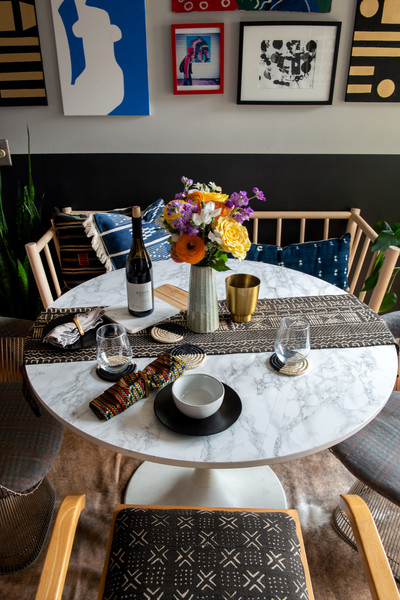Eclectic Dining Room Photos (1 of 186) []