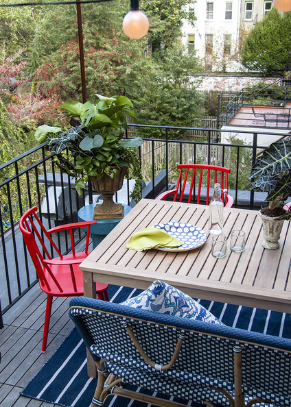 Eclectic Deck Photos (1 of 43)