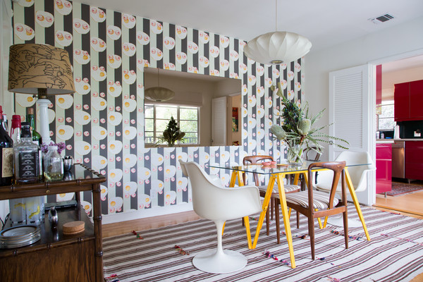Eclectic Dining Room Photos (13 of 184)