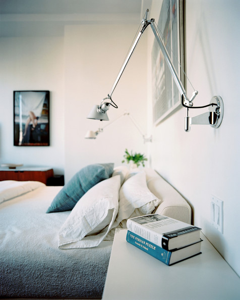 Swing Arm Wall Sconces For Bedroom : Bedroom Photos (594 of 1589) - Lonny