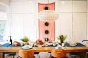 Bohemian Contemporary Entertaining