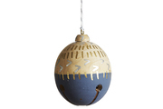 A creative ornament with an unusual design
