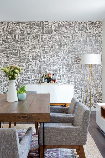 Contemporary Dining Room Photos (38 of 397)