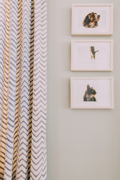 Chevron Curtains Photos (2 of 7)