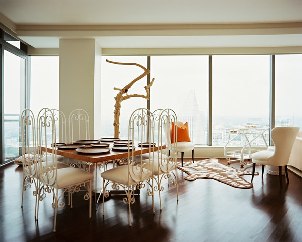 Midcentury Vintage Dining Room Photo - Lonny