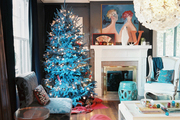 Eclectic Vintage Holiday Decor
