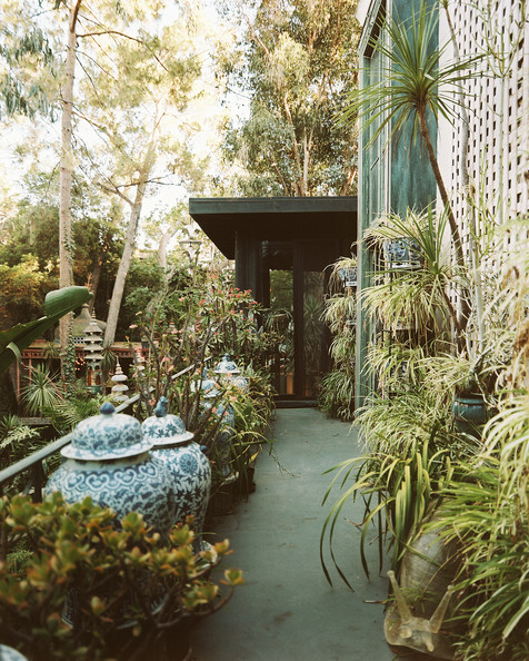 Garden Eclectic Photos, Design, Ideas, Remodel, and Decor - Lonny
