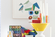 An array of colorful gifts