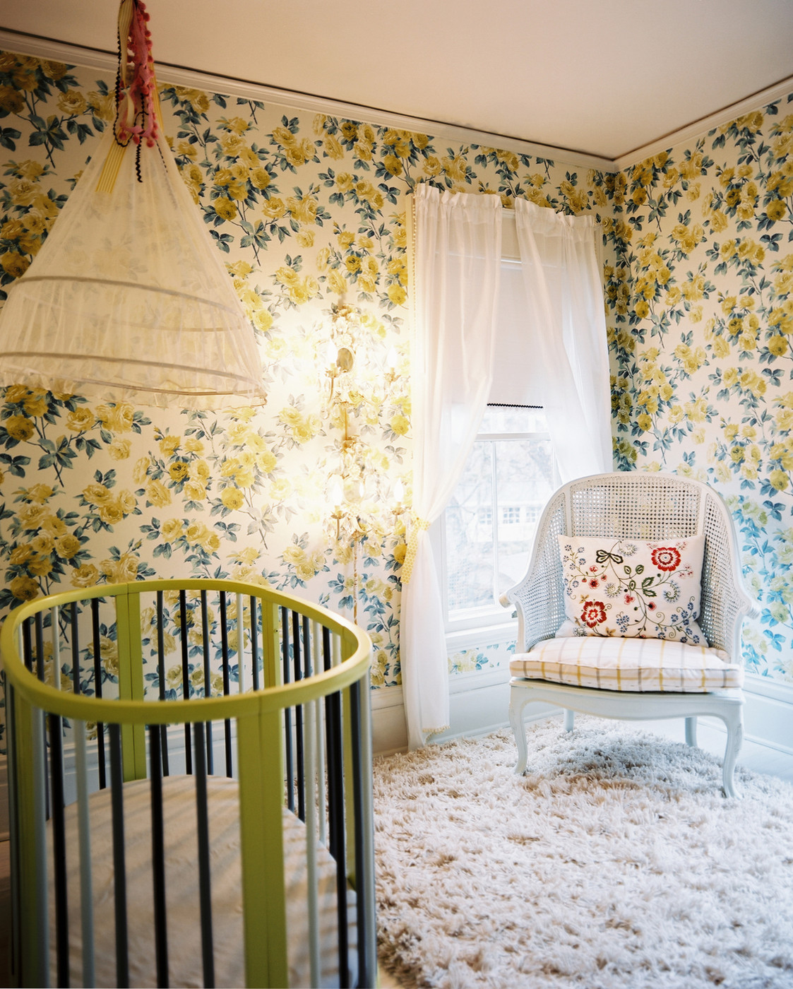 3 Ways with Wallpaper for Kids' Rooms - Family Living 2014 ...