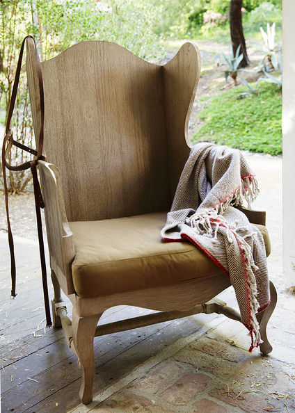 Wingback Chair Photos (6 of 38) []