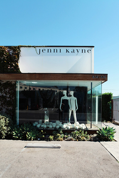 Country bathroom designs 2013 - Modern Retail Store Design Jenni Kayne S West Hollywood Storefront