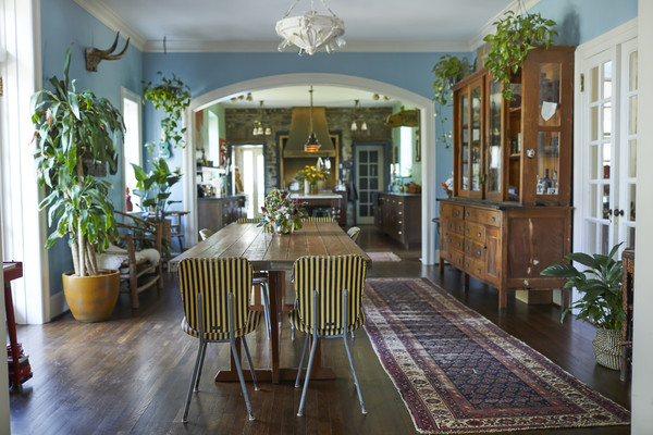 Bohemian Dining Room Photos (1 of 78)