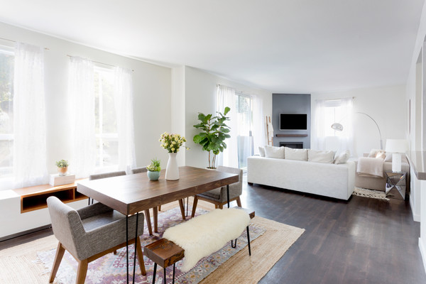 Contemporary Dining Room Photos (36 of 397)