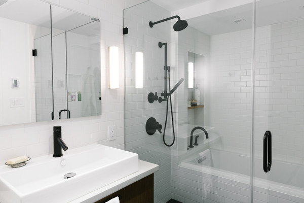 Modern Bathroom Photos (1 of 12)
