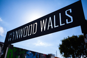 Entryway to Wynwood Walls, an outdoor graffiti exhibition in Florida
