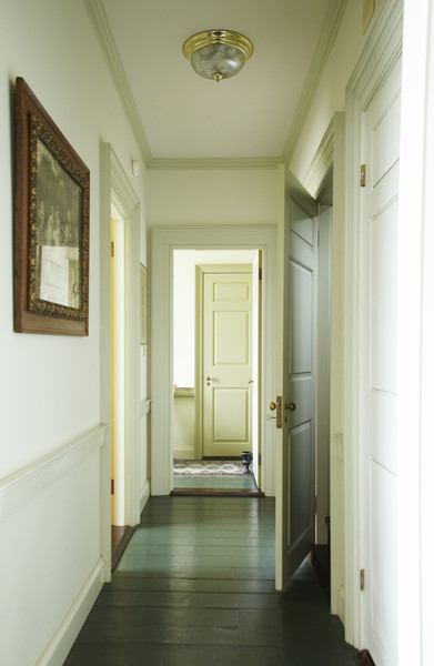White Hallway Photos (2 of 5) []