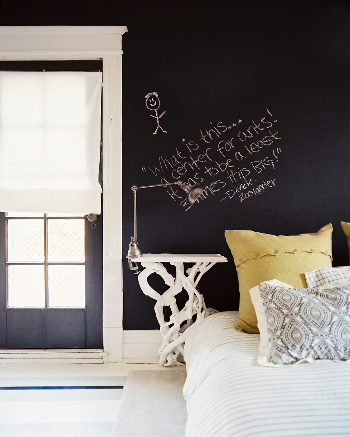 Home Design Ideas 3d: Drawing On The Walls