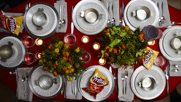 Red Tablescape Photos (5 of 94)