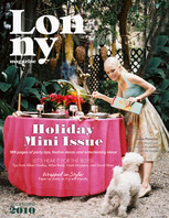 Our Holiday Mini Issue includes 189 pages of party tips, festive decor, and entertaining ideas.