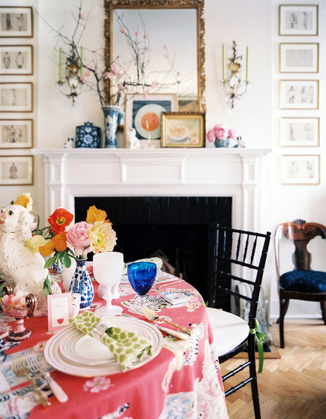 Vintage Dining Room Photos (31 of 58)