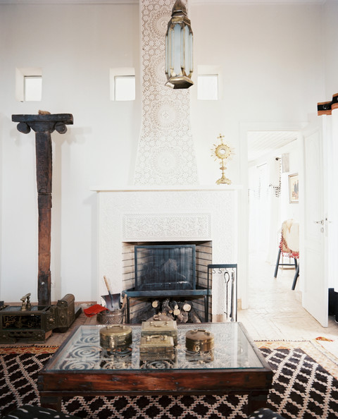 Decorative Fireplace Photos (1 of 1) []
