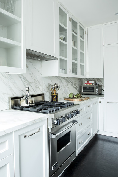 Marble Backsplash Photos (7 of 11) []