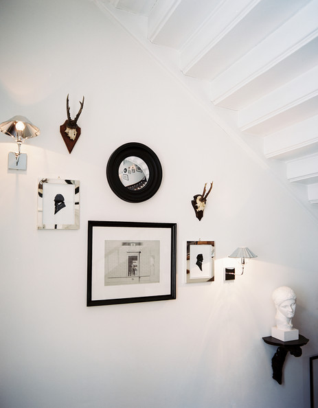 In A Minimal Room