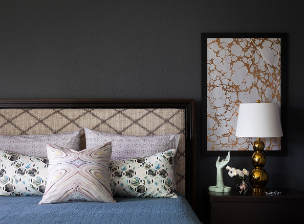 Upholstered Headboard Photos (1 of 31)