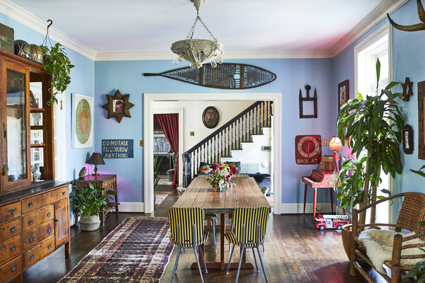 Eclectic Dining Room Photos (3 of 184)