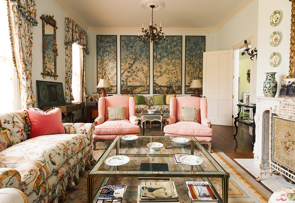 Wingback Chairs Photos (1 of 3) []