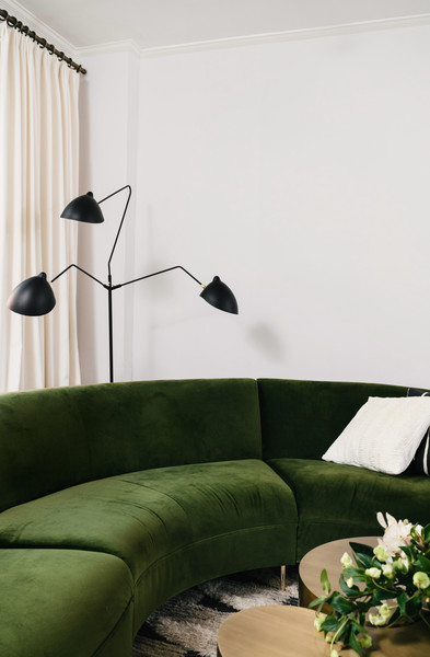 Green Couch Photos (5 of 13) []