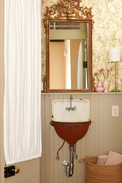 Bohemian Bathroom Photos (28 of 45) []