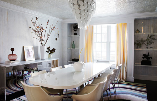 Contemporary Dining Room Photos (110 of 410)