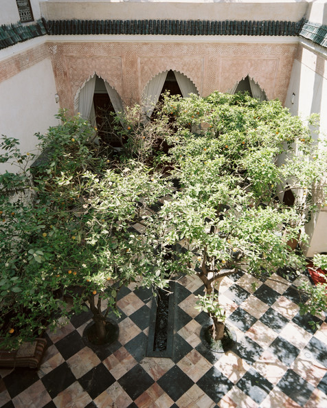 Moroccan Patio Photos (7 of 32)