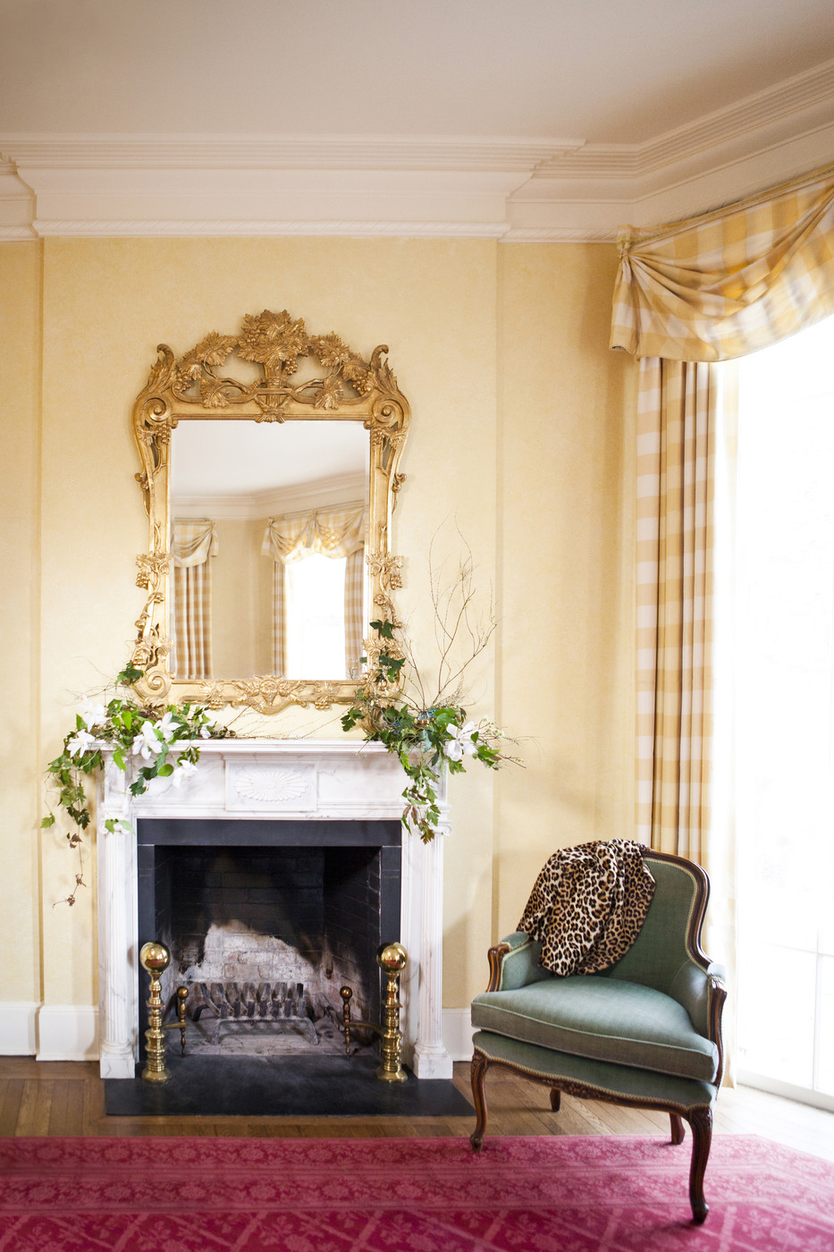The New Formal Fireplace Decor Ideas Lonny