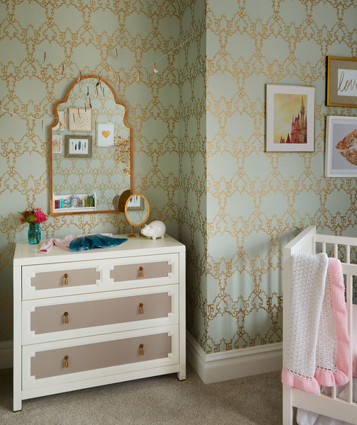 Patterned Wallpaper Photos (4 of 27)