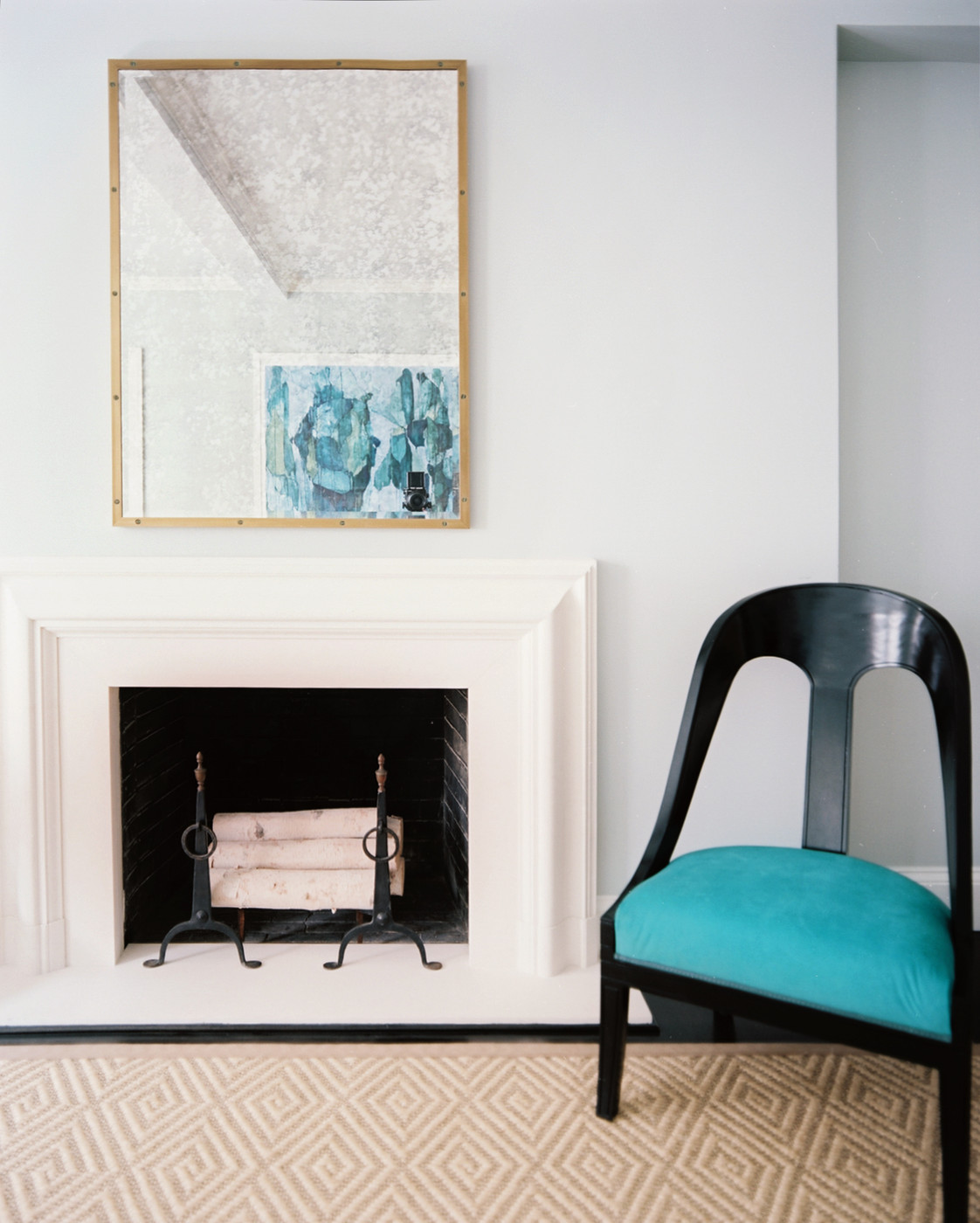 Art Décor: Art Above Fireplace Photos, Design, Ideas, Remodel, And