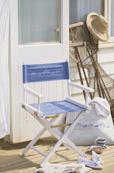 Painted Chair Photos (1 of 8) []
